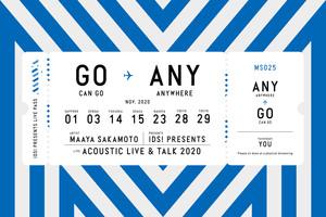 坂本真綾 IDS! presents Live & Talk 2020 東京 29(日)  1回目