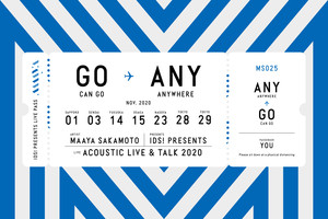 坂本真綾 IDS! presents Live & Talk 2020 東京 29(日)  3回目
