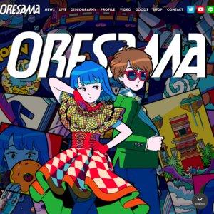 "ORESAMA ONEMAN LIVE ""Gimmme!"" [2部]"