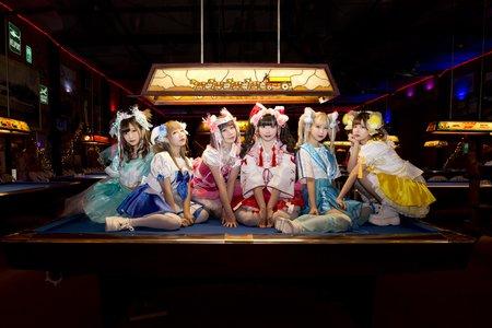 IDOL CONTENT EXPO @ 大手町三井ホール Premium 4マン Live