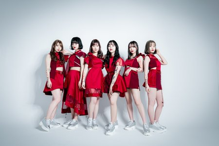 alma 1stシングル『A Girls』リリースイベント 12/2