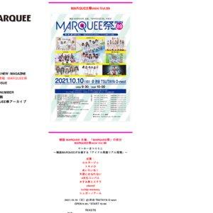 MARQUEE祭 Vol.80