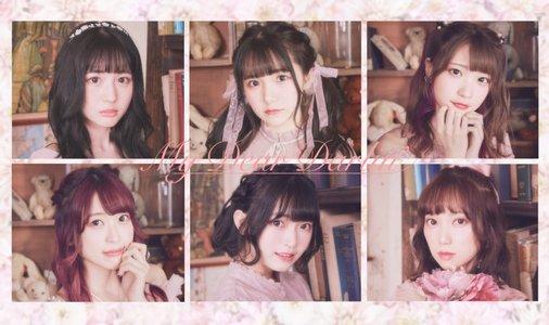 MyDearDarlin'「Candy Chu!/FLOWER/青の君」発売記念イベント ミニライブ&特典会 11/26