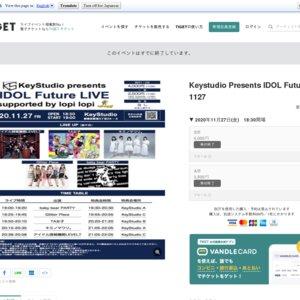 IDOL Future LIVE 1127