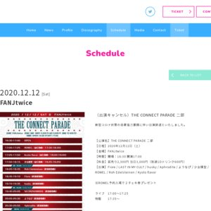 THE CONNECT PARADE(2020/12/12)2部