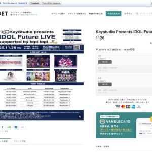 Keystudio Presents IDOL Future 1126