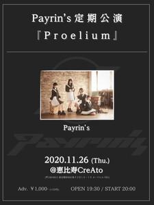 『Payrin's 定期公演 「Proelium」』