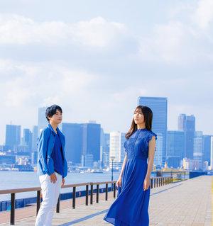 Neontetra(ネオンテトラ) メジャーデビューシングル「時の旅人~令和ゆかりの地・太宰府のうた~」発売記念ミニライブ@エンタバアキバ