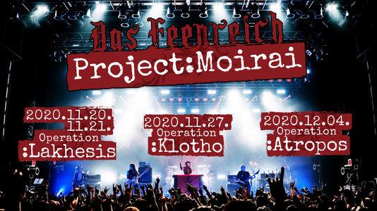 """""""Project:Moirai""""≪Operation:Atropos≫ 妖精帝國第拾壱回公式ONLINE式典""""REVOLT OF THE FRIESIANS"""""""