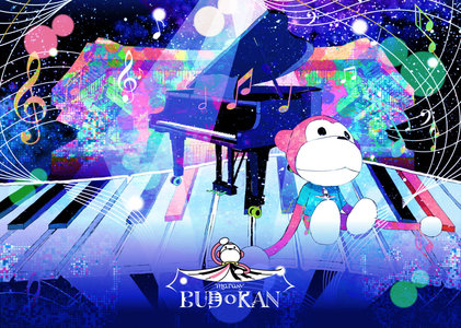 【時間変更】marasy piano live in BUDOKAN