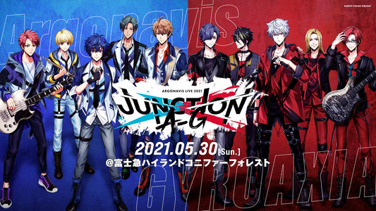ARGONAVIS LIVE 2021 JUNCTION A-G
