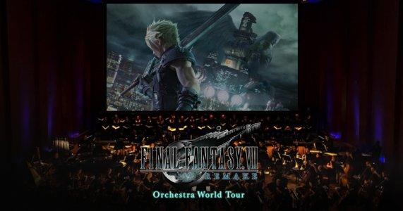 FINAL FANTASY VII REMAKE Orchestra World Tour 大阪公演4/17