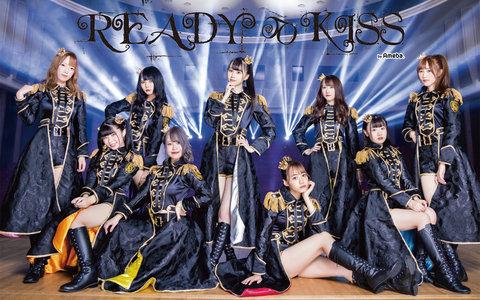READY TO KISS「NON STOP~Restart Dash」発売記念イベント ミニライブ&特典会(2021.02.25)