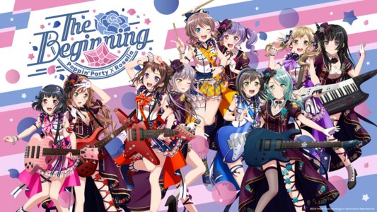 BanG Dream! 9th☆LIVE「The Beginning」 1日目