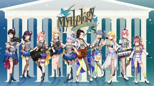 BanG Dream! 9th☆LIVE「Mythology」 1日目