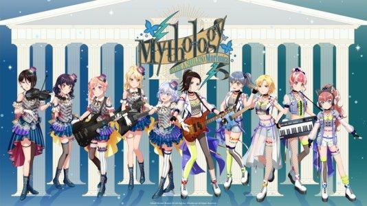 BanG Dream! 9th☆LIVE「Mythology」 2日目