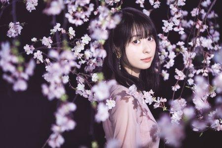 近藤玲奈1stシングル「桜舞い散る夜に」発売記念イベント ゲーマーズなんば回