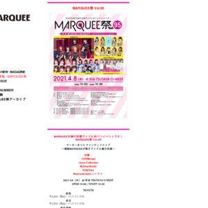 MARQUEE祭mini Vol.78
