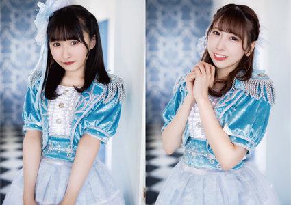 2021年4月23日(金) SAY-LA 咲山しほ、沙藤まなか『しおもん桜ひらひら公演』