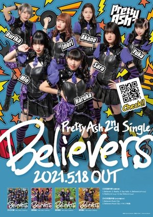 Pretty Ash 2ndシングル「Believers」リリースイベント ミニライブ&特典会