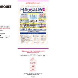 MARQUEE祭mini Vol.80