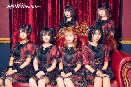 【YURiMental】1stEP『Love♡Virus』ミニライブ&特典会 (2021/5/16:ヴィレッジヴァンガード渋谷)