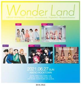 Wonder Land[DAY]