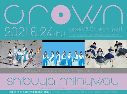 Crown(2021/6/24)