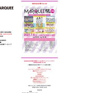 MARQUEE祭mini Vol.81