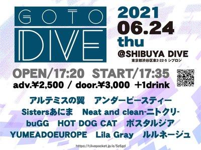 GoTo DIVE Vol.21