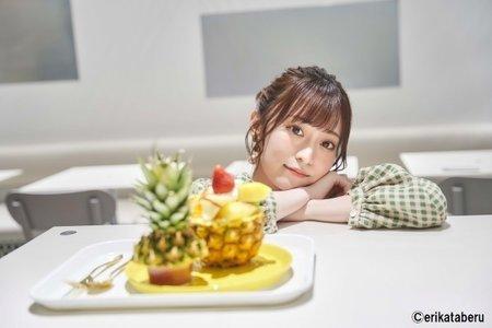 石飛恵里花写真集「えりか、たべる。」発売記念イベント ゲーマーズ回 第1部