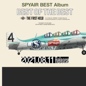 SPYAIR RE:10th Anniversary HALL TOUR 2021 - BEST OF THE BEST - 愛知公演(12/26)