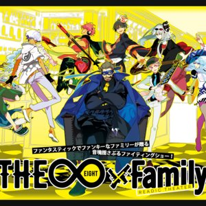 リーディックシアター THE∞Family team.Future 夜公演