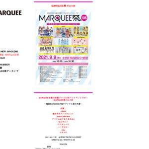 MARQUEE祭 Vol.106