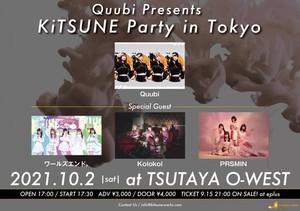 KiTSUNE Party in Tokyo