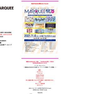 MARQUEE祭mini Vol.93