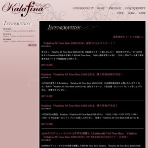 "Kalafina 5th Anniversary LIVE ""oblivious"" 大阪公演"