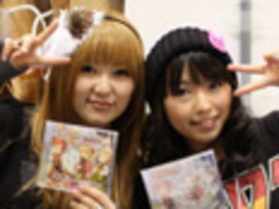 「コミックマーケット77」内 日本一ソフトウェアブース『ラジオCD アンティフォナの聖歌姫ラジオ ~シモキタの楽譜~』お渡し会