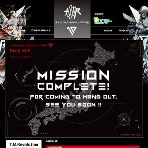 T.M.R. LIVE REVOLUTION '11-12 -CLOUD NINE- 追加公演 鳥取・境港市民会館