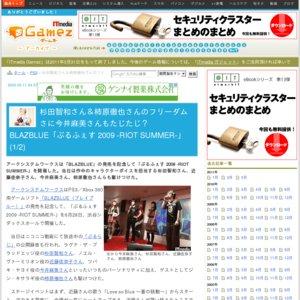 『ぶるふぇす 2009 -RIOT SUMMER-』
