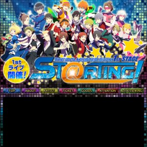 THE IDOLM@STER sideM 1st STAGE ~ST@RTING!~ 夜公演 [Moon Side]