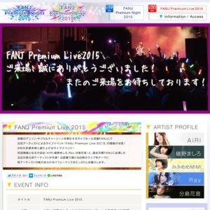 FANJ Premium Live 2015
