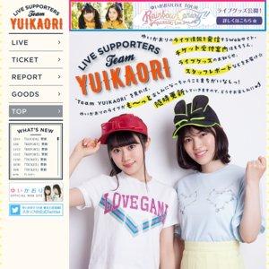 ゆいかおりLIVE TOUR「RAINBOW CANARY!!」 大阪公演