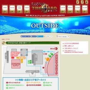 THE GATEステージ supported by LIVE DAM STADIUM MYTH & ROIDスペシャルステージ