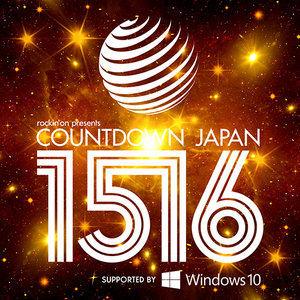 COUNTDOWN JAPAN 15/16(12/31)