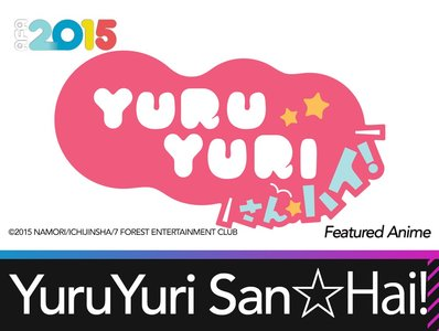 AFA Singapore 2015 Featured Anime Showcase: YuruYuri San☆Hai!