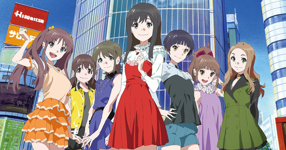 「Wake Up, Girls! Beyond the Bottom」初日舞台挨拶 12/11(金)15:30の回