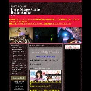 Belle Cafe Live