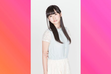 Yumiri Hanamori will temporarily be a shopgirl at Pony Canyon booth