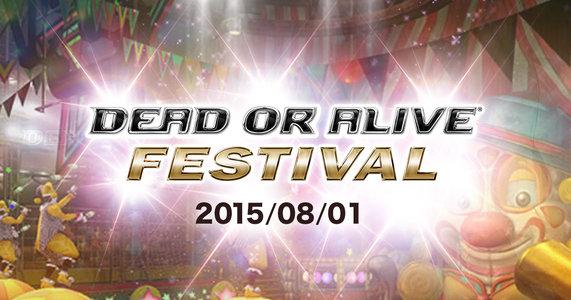 DEAD OR ALIVE FESTIVAL 2016